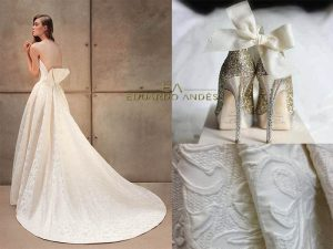 vestidos de boda y complementos