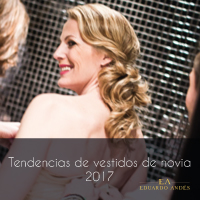 Las tendencias de vestidos de novia para el 2017