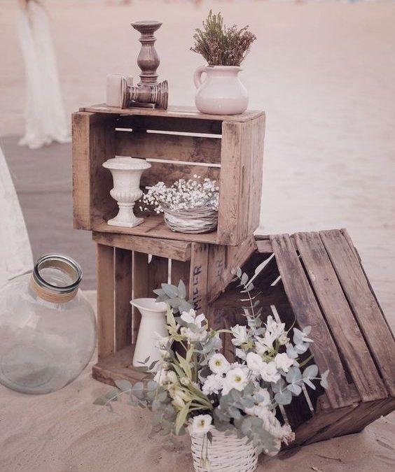 Pros y contras de casarse en cada estación del año.