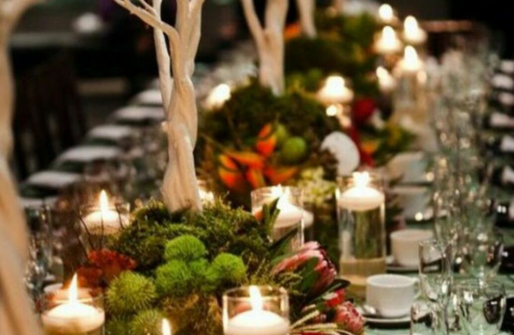 Bodas a la interperie – Natural Wedding