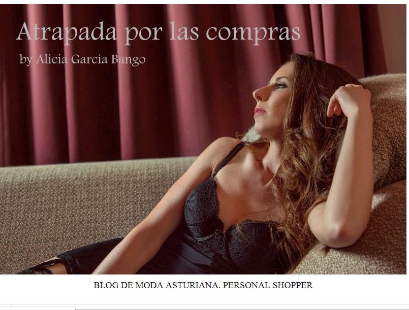 Atrapada por las Compras by Alicia García Bango