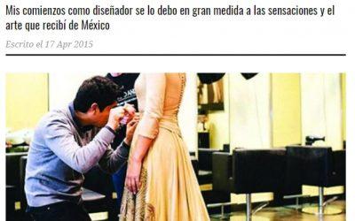 Eduardo Andés: El diseñador 'Talismán de las celebrities'